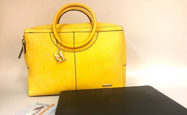 Exchange your boring laptopbag for a fashionable one