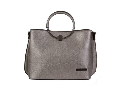 Handbag Stacey (pewter)