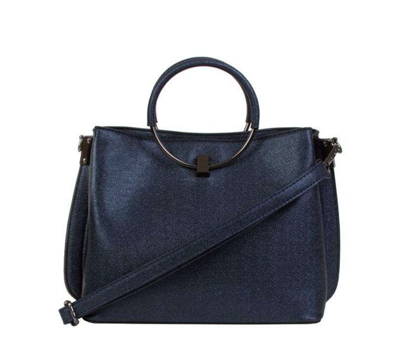 Handbag Stacey (dark blue )