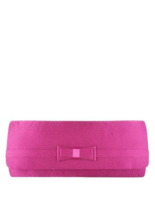Clutch bag  Pam (fuchsia)