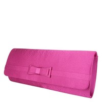 Clutch bag  Pam (fuchsia)