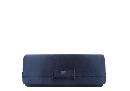 Clutch bag  Pam (dark blue )