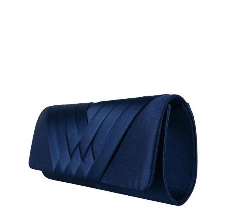Clutch bag  Suka (dark blue )