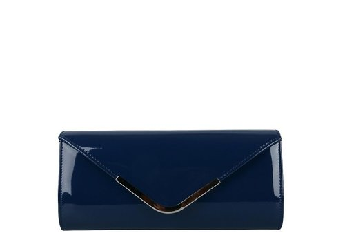 Clutch bag Sabella (dark blue )