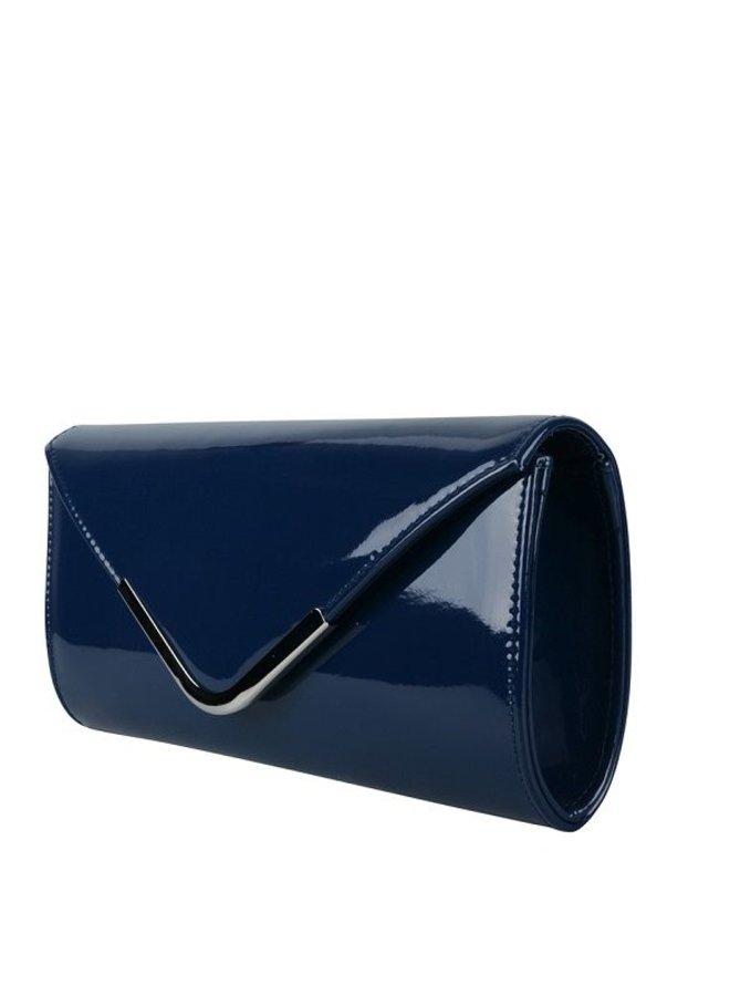 Clutch bag Sabella (dark blue )