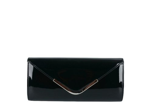 Clutch bag Sabella (black)