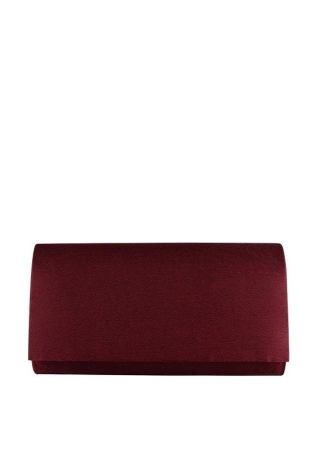 Clutch bag  BULAGGI (burgundy)