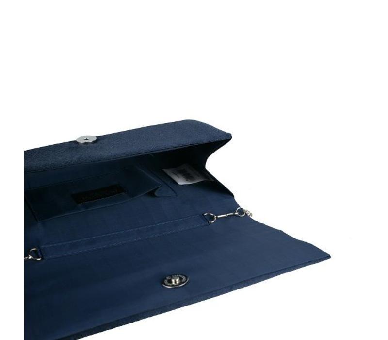 Clutch bag  BULAGGI (dark blue)
