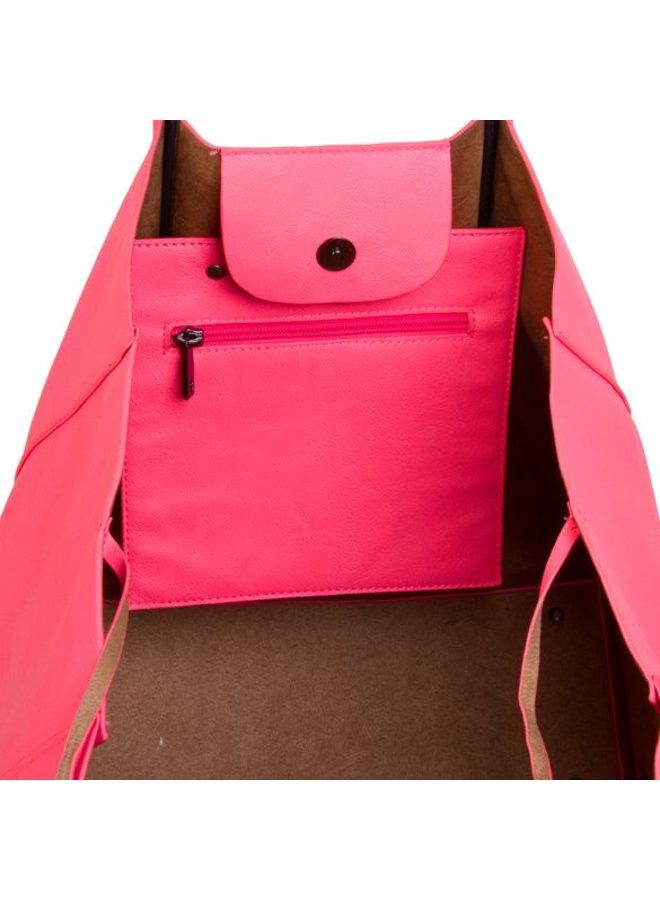 Shopping bag Joan (fuchsia)