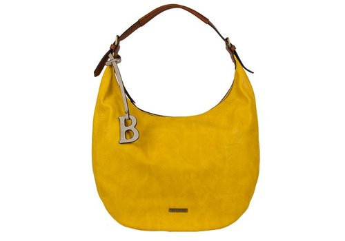 Hobo shoulder bag Bowie (yellow)