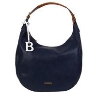 Hobo shoulder bag Bowie (dark blue )