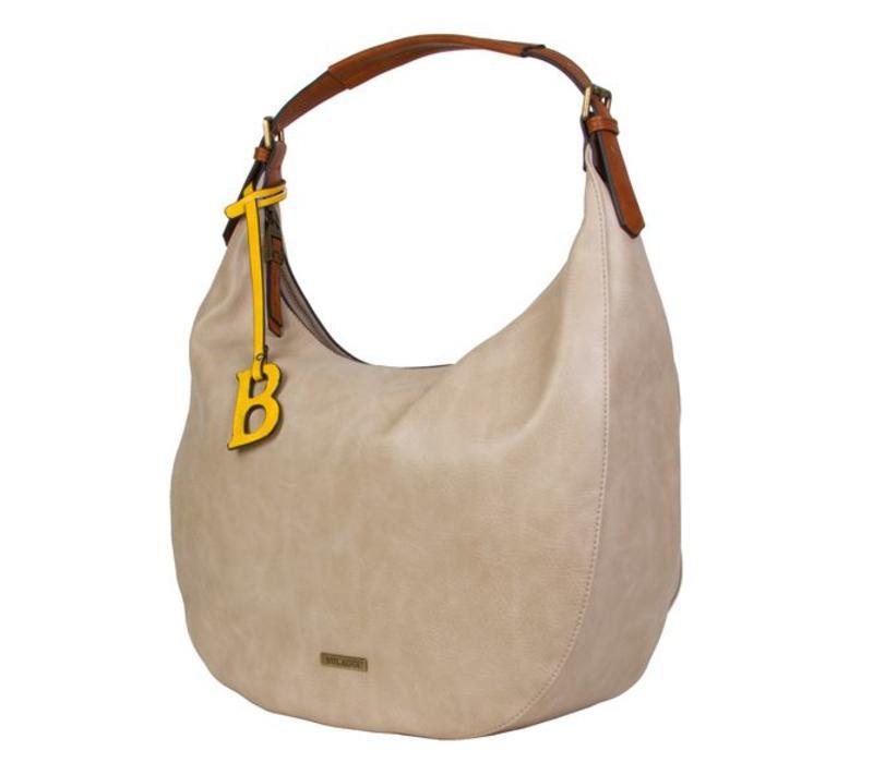 Hobo shoulder bag Bowie (sand)