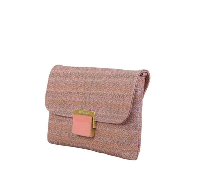 Clutch bag Jazzlynn (dusty pink)