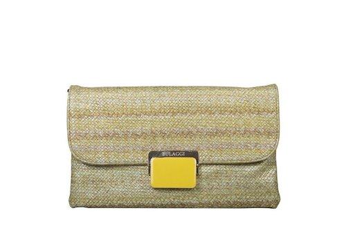Clutch bag Jazzlynn (khaki green)