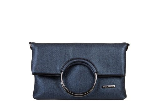 Clutch Stacey (donkerblauw)