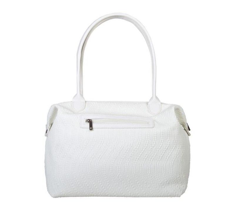 Shopping bag Lizzie (white)