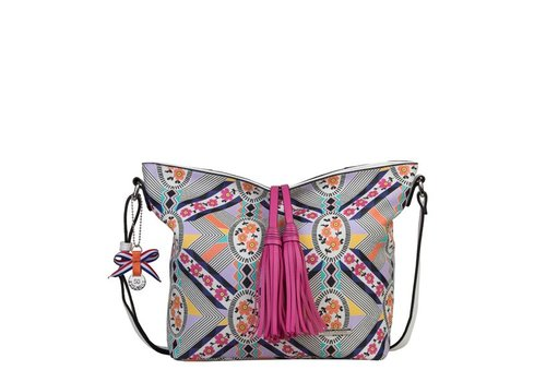 Hobo Shoulder bag Annemarieke (multi colour)