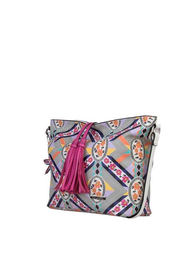Hobo Shoulder bag Annemarieke (multi colour)