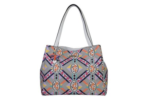 Shopping bag Annemarieke (multi colour)