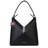 Hobo Shoulder bag Lobke (black)