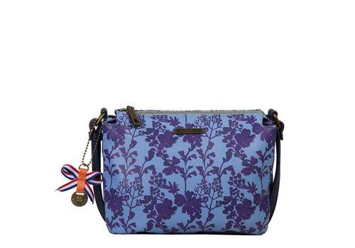 Cross body bag Marcella (denim blue)