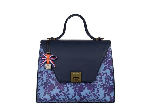 Handbag Marcella (denim blue)