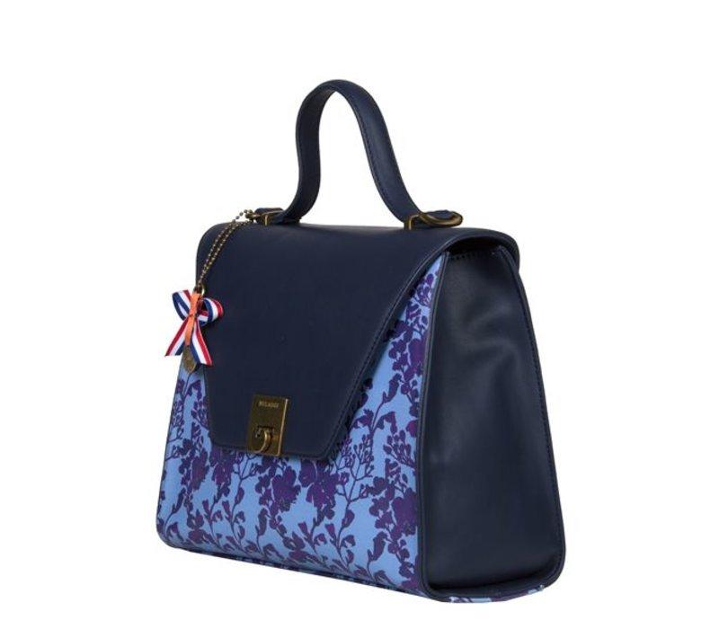 Handbag Marcella (denim blue)