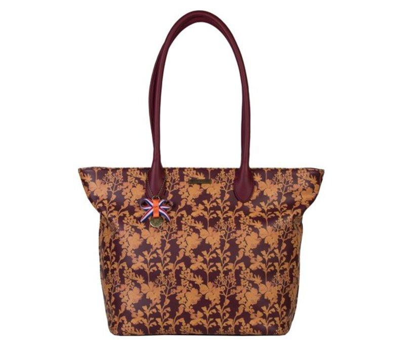 Shopper Marcella (bordeaux)