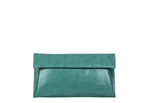 Clutch bag Mirjam (green)