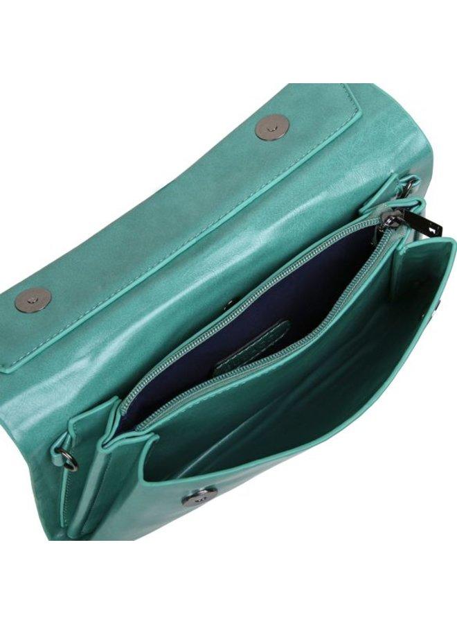 Clutch bag Mirjam (green)