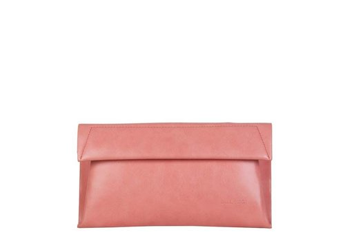 Clutch bag Mirjam (peach)