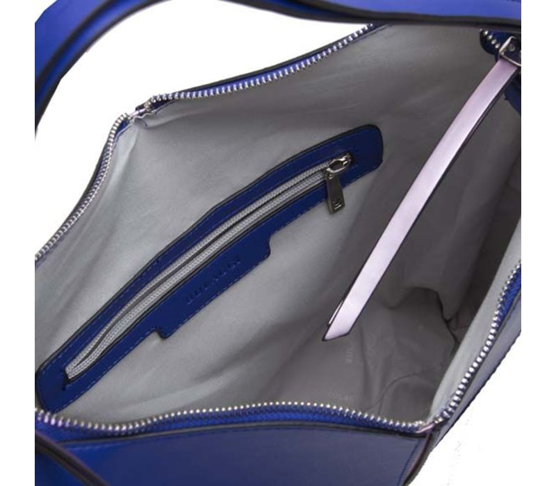 Hobo Shoulder bag Lobke (cobalt blue)