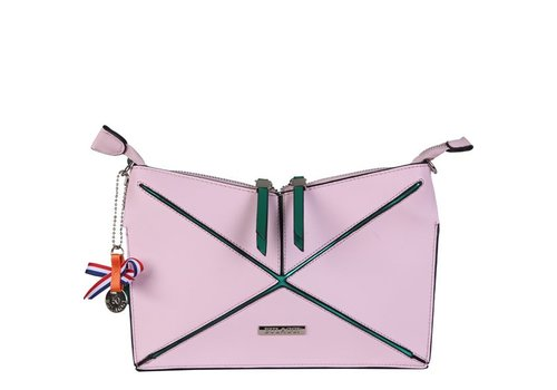 Clutch bag Lobke (dusty pink)