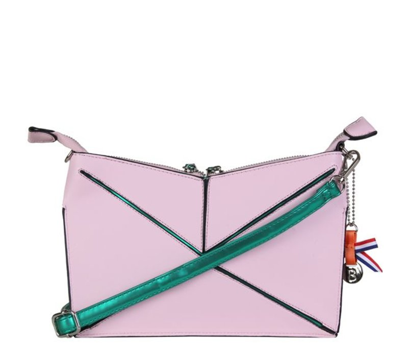 Clutch bag Lobke (dusty pink)