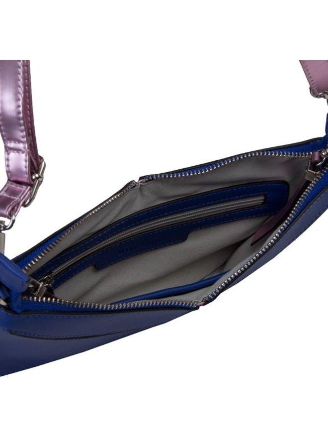 Clutch Lobke (kobaltblauw)