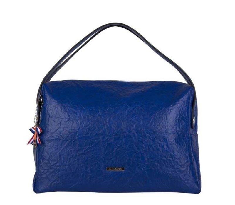 Shoulder bag Sabrina (cobalt blue)