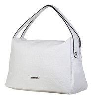 Shoulder bag Sabrina (white)