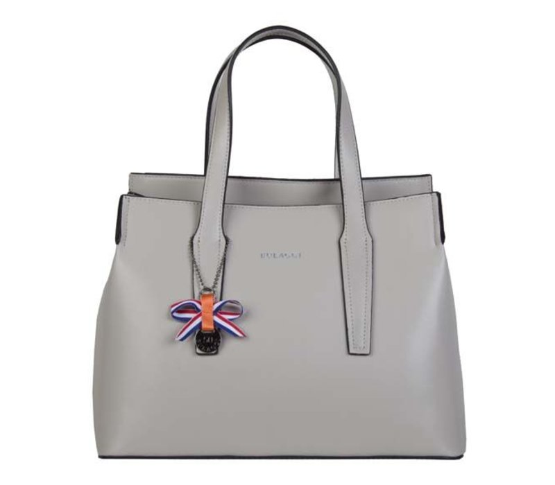 Shopping bag Beatrix (light grey)