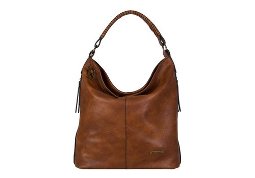 Hobo Shoulder bag Erica (cognac)