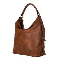 Hobo Shoulder bag Erica (cognac)