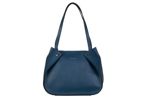 Shopping bag Oleana (blue)