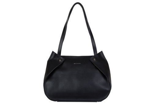 Shopping bag Oleana (black)