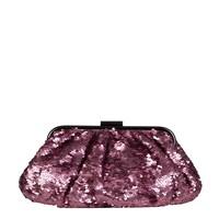 Clutch bag Macy (dusty pink)