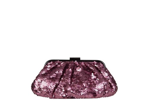 Clutch bag Macy (dusty pink)