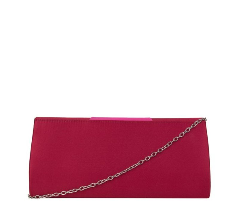 Envelope Aimy (bordeaux rood)
