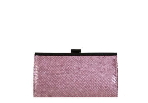 Clutch bag Melody (dusty pink)