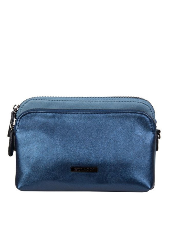 Hip pouch / fanny pack Myrthe (blue)