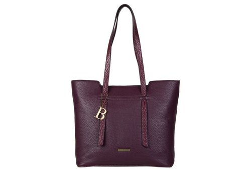 Shopper Senna (bordeaux rood)