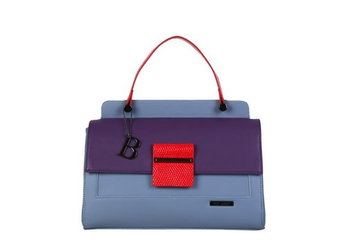 Handbag Abby (denim blue)