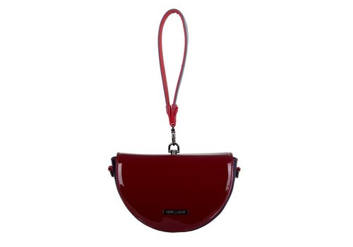 Handbag Lily (burgundy red)